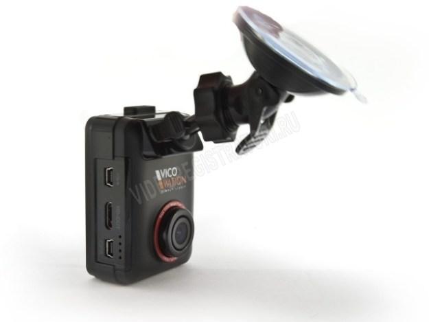 Видеорегистратор VicoVation Vico-Marcus 3 - присоска