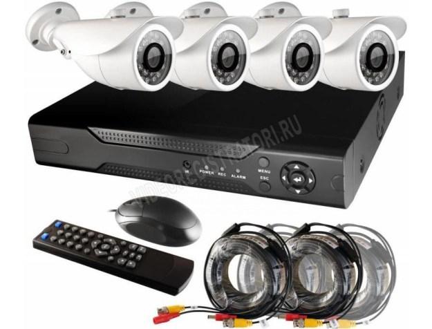 Как выбрать стационарный регистратор для видеонаблюдения