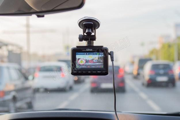 Как выбрать видеорегистратор с радар-детектором (антирадаром)