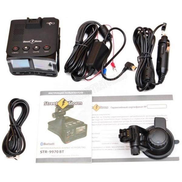Обзор комбо-устройства STR-9970BT WiFi комплектация