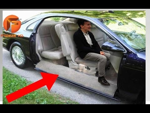12 INSANE CAR DOOR IDEAS YOU MUST SEE