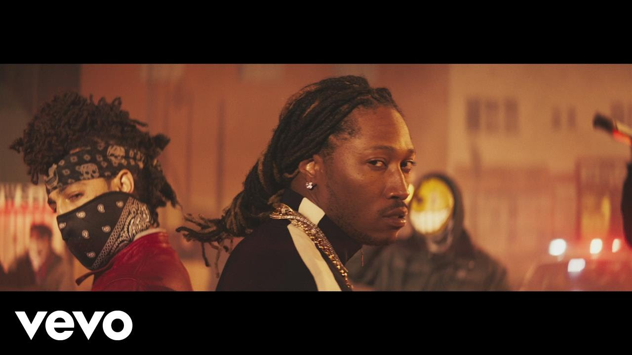 Future – Mask Off – Music Video