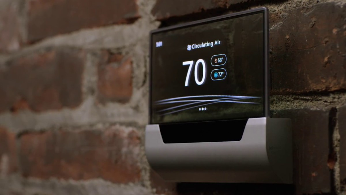 Johnson Controls Reinvents the Thermostat - Microsoft