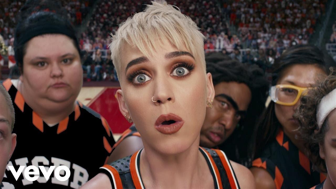 Katy Perry – Swish Swish (Official) ft. Nicki Minaj – Music Video