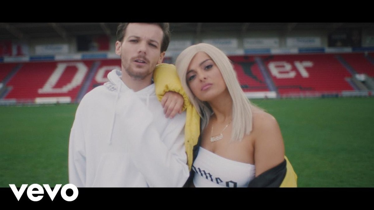 Louis Tomlinson - Back to You ft. Bebe Rexha, Digital Farm Animals - Music Video