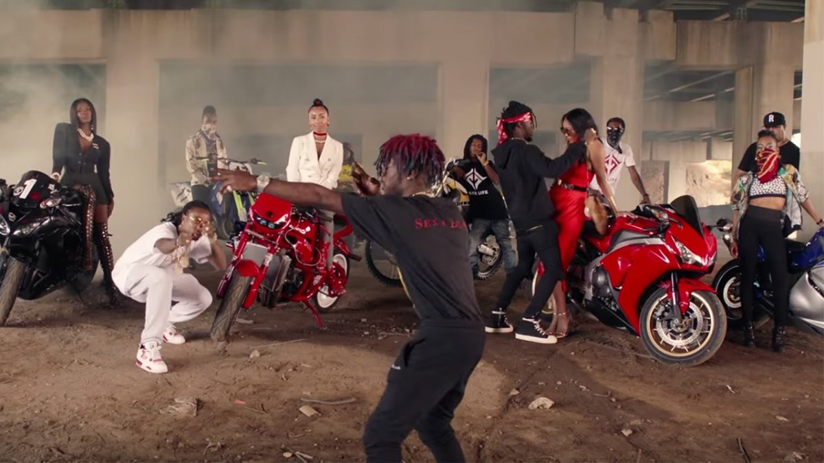 Migos - Bad and Boujee - Music Video