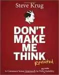 brightedge list of marketing books #9 don't make me think