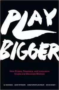 brightedge list of marketing books #4 play bigger