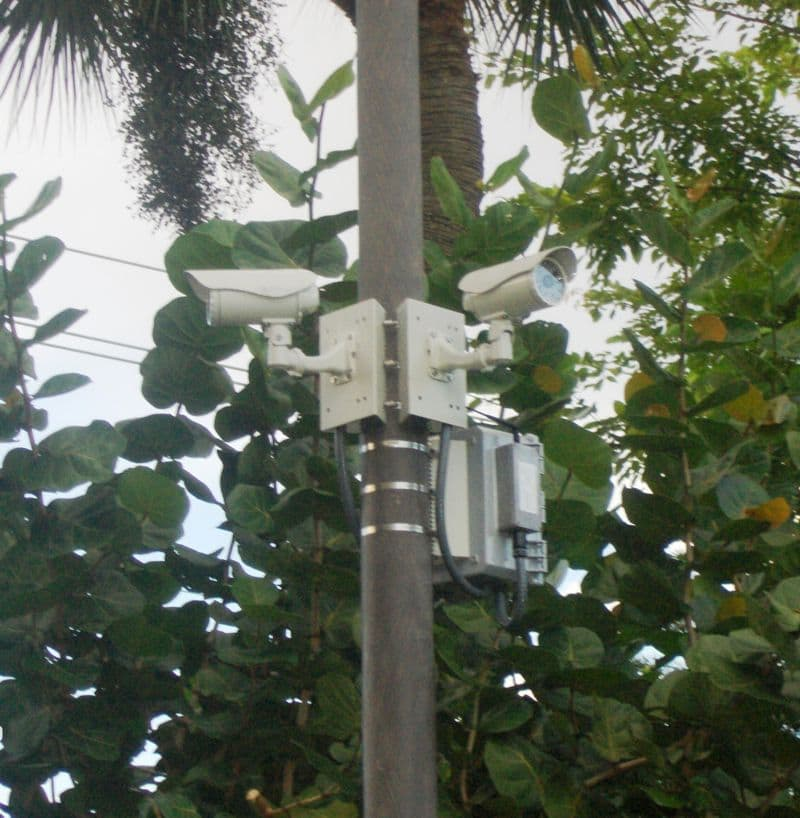 Wireless Outside Camera System