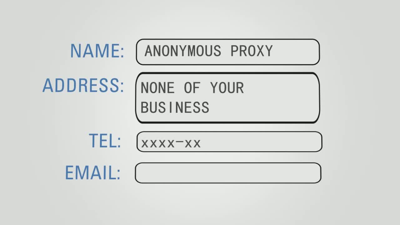 Purchasing a Private Domain
