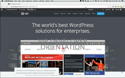 WordPress.com VIP Developer Orientation + Town Hall 7-9-14, 7.01 PM
