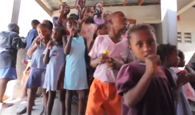 Tent Life in Haiti: A Video Journal