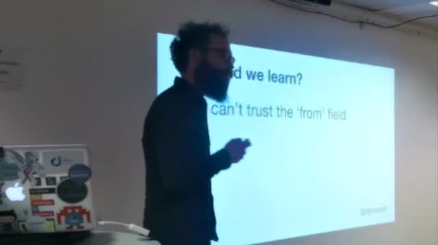 Snakes in a Plugin – Duncan Stuart from dxw, London Big Media & Enterprise WordPress Meetup