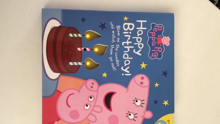 Happy Birthday Mummy Pig Little Big Reads