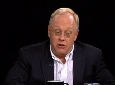 Amy Goodman and Chris Hedges discuss Occupy Wall Street with Charlie Rose