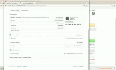 Learn WordPress Project