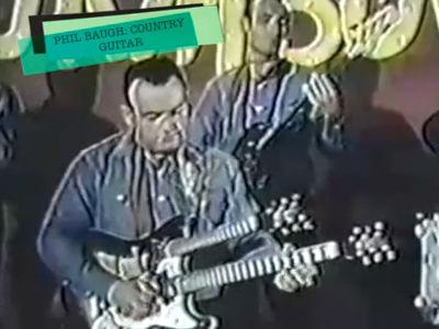 Phil Baugh: Country Guitar