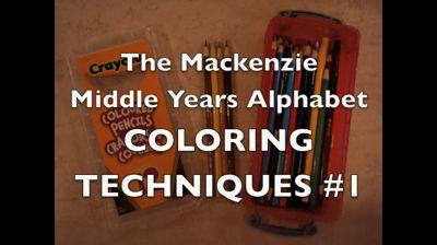 Coloring Techniques #1