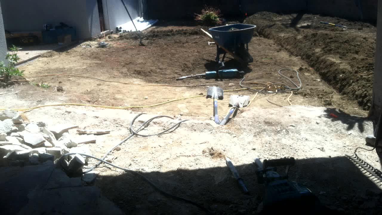 Backyard Demo Day 3