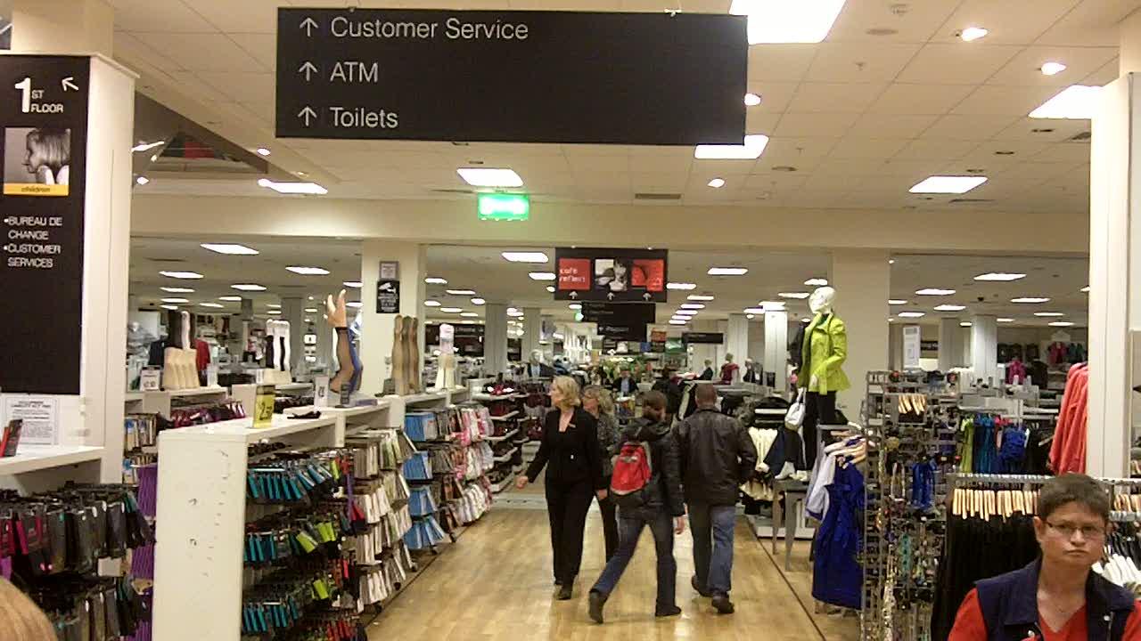 Ireland Shopping