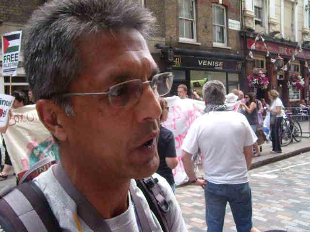 Ahava, 3rd July 2010: The articulate businessman