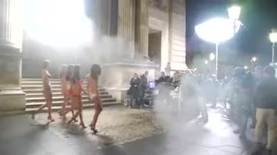 VS Paris Commercial 2013 BTS and multiple ads