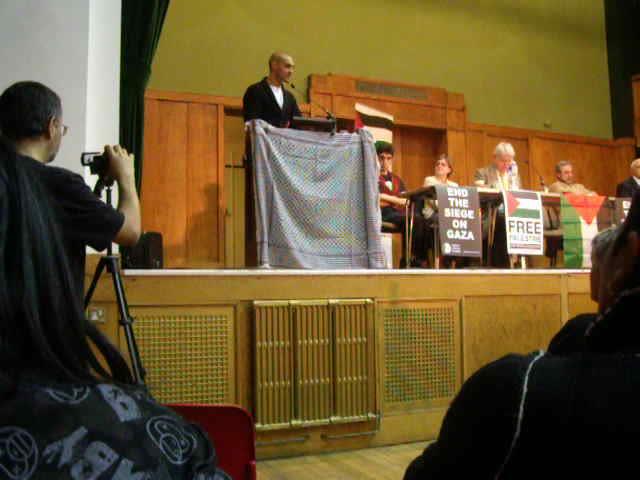 Lowkey's Anti-Zionist ain't anti-Semitism lecture.