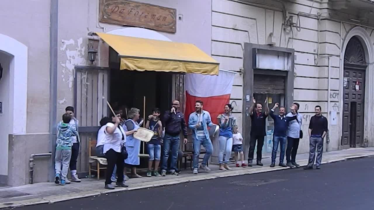 Party for Giro d'Italia 2014