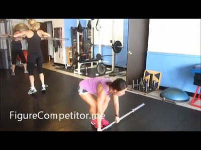 Progressive Intensity For Figure Competition Fat Loss