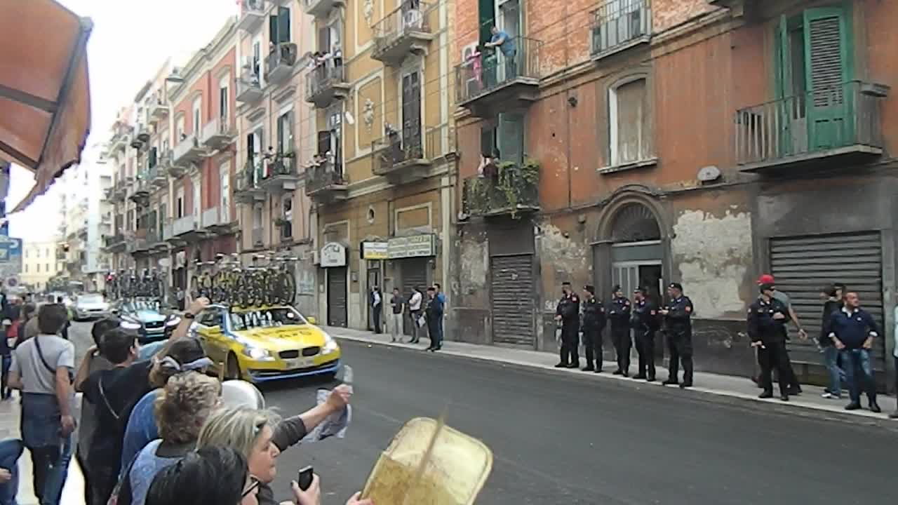 Giro d'Italia 2014 – Bari 1