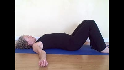 Arch and flatten for Back Pain