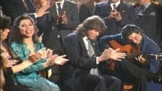 Villancico Flamenco de José Mercé por bulerías con Moraito Chico a la guitarra