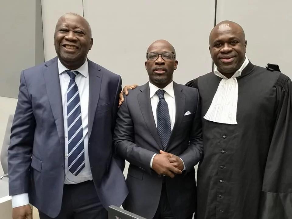 URGENT: Relations Gbagbo et Blé Goudé: Il n'y a pas de nuages