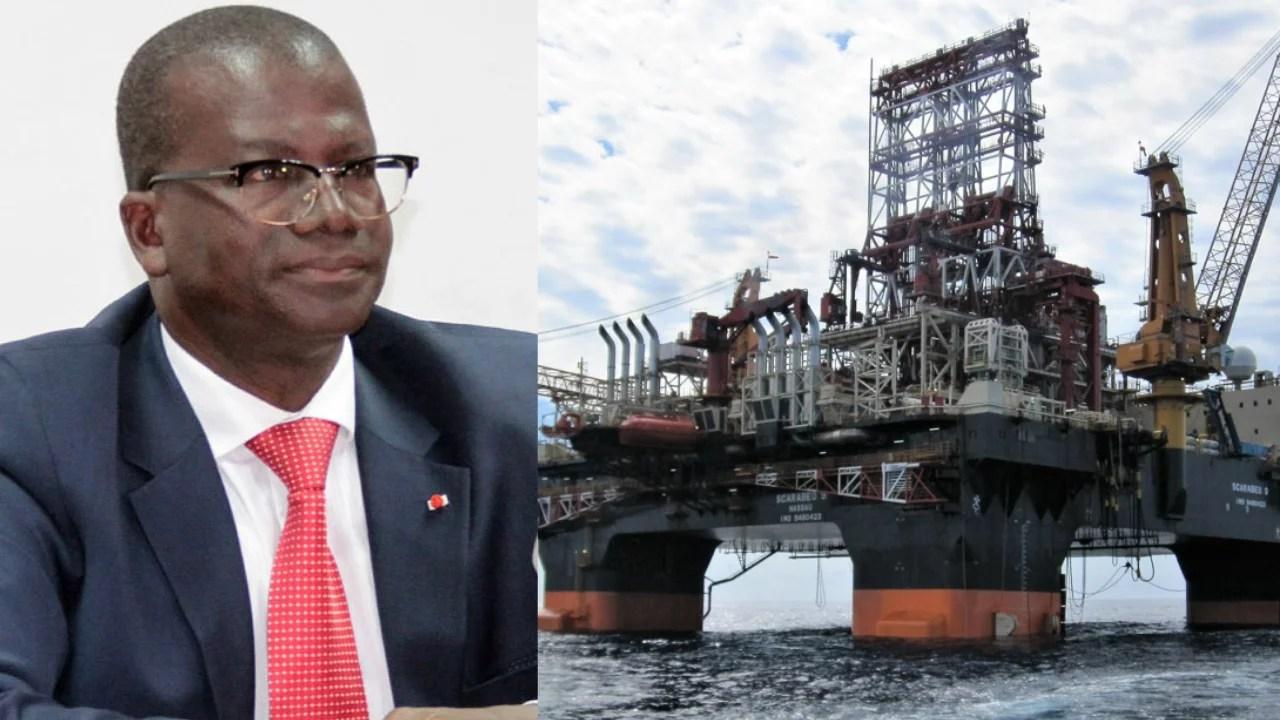 Affaire « Découverte majeure » de pétrole et de gaz nature en Cote D'ivoire, le ministre Thomas Camara donne des détails