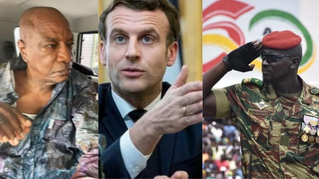 Coup d'État en Guinée, Voici la Décision de la France