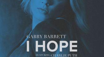 Gabby Barrett - I Hope (ft. Charlie Puth) (Audio)