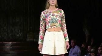 PURVI DOSHI SS18 Collection at Art Hearts Fashion - NYFW