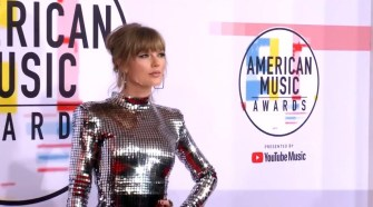 American Music Awards 2018 Red Carpet Arrivals