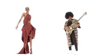 Imane Ayissi Couture Ss21 &Quot;Tseundé&Quot;