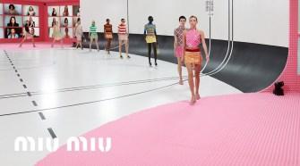 Miu Miu Spring/Summer 2021 Fashion Show
