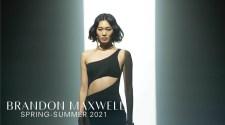 Spring-Summer 2021 Runway Show | Brandon Maxwell