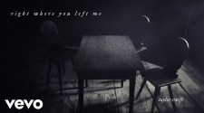 Taylor Swift - Right Where You Left Me (Official Lyric Video)