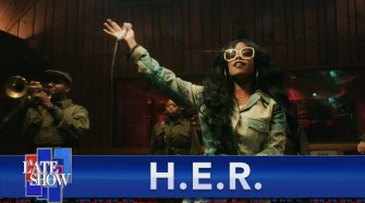H.e.r. &Quot;Fight For You&Quot;