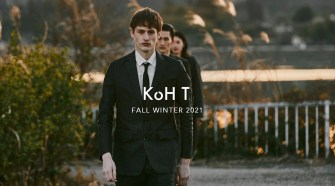 FALL WINTER 2021 COLLECTION RUNWAY | KoH T