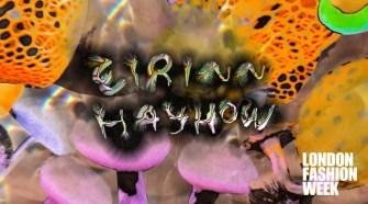 EIRINN HAYHOW - MAGIC MUSHROOMS A/W 21 - London Fashion Week