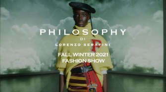 PHILOSOPHY DI LORENZO SERAFINI FALL WINTER 2021