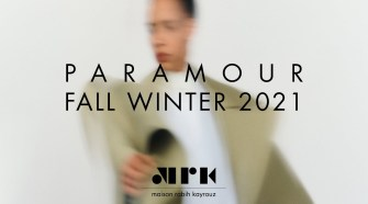 Fall Winter 2021 / PARAMOUR - Un film de Nasri Sayegh