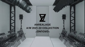Anrealage Autumn-Winter 2021-22 Collection ''GROUND''