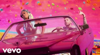 Maroon 5 - Beautiful Mistakes ft. Megan Thee Stallion (Official Music Video)