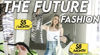 I Tried A Clothing Rental Service... Is This The Future Of Fashion?